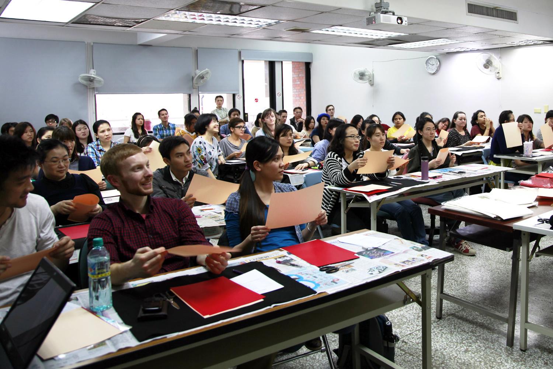 Introduction To Mandarin Training Center National Taiwan